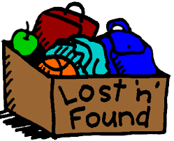 Lost & Found Featured Photo