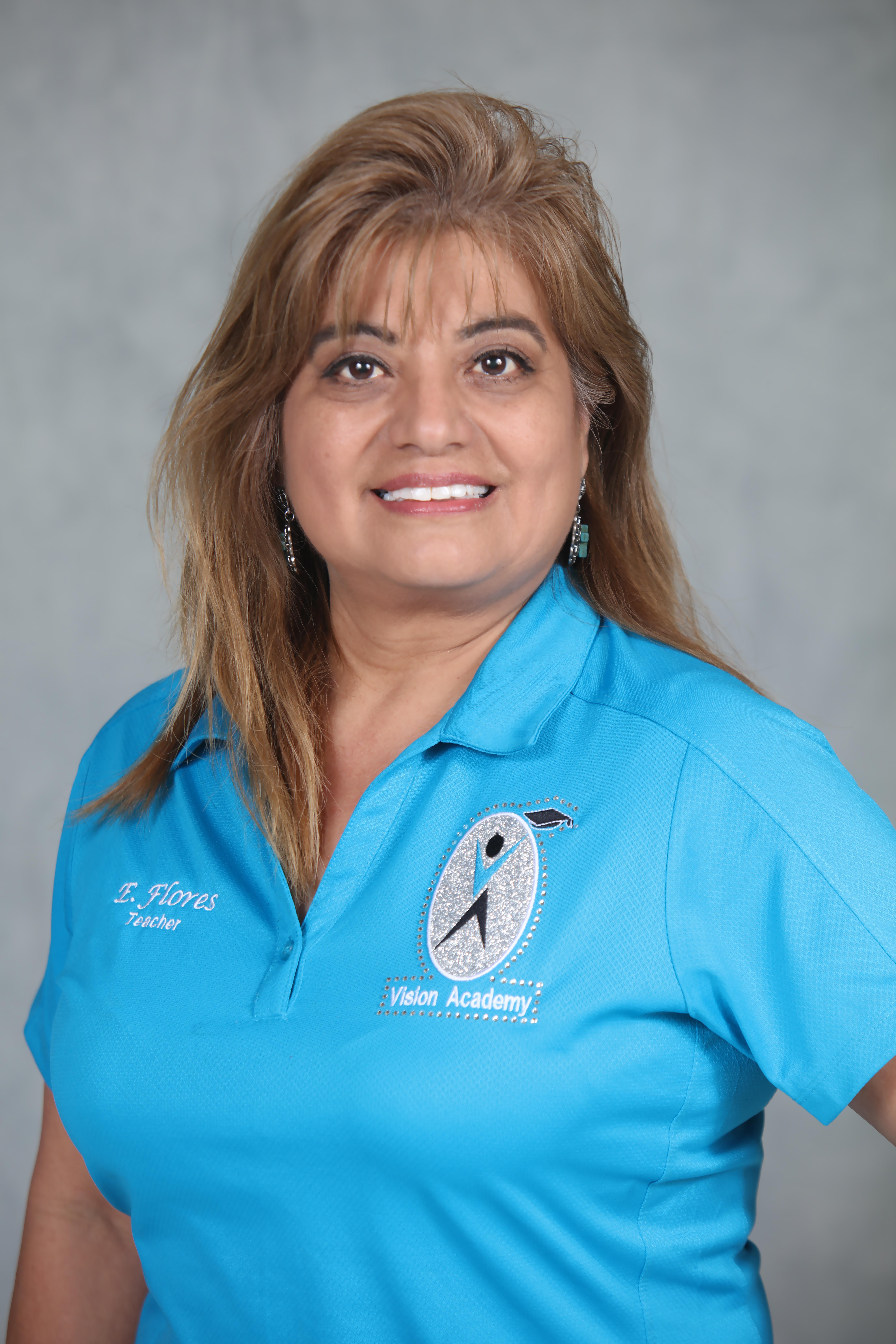 Elda Flores- Vision Academy