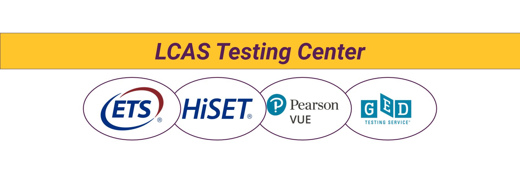 LCAS Testing Center