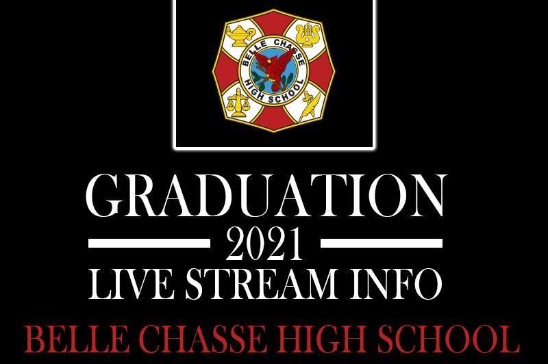 2021 Graduation Live Stream Thumbnail Image