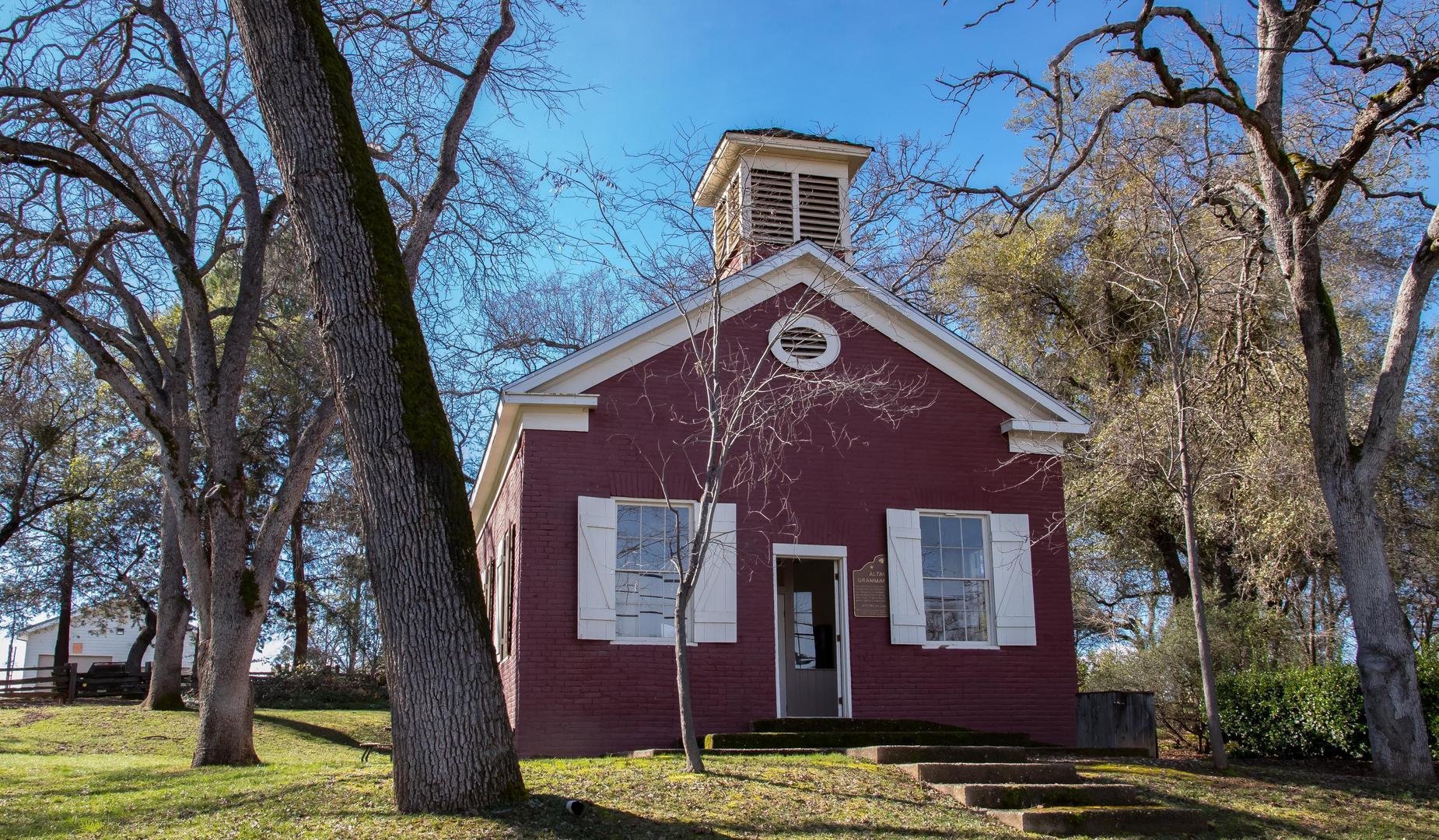Altaville Schoolhouse