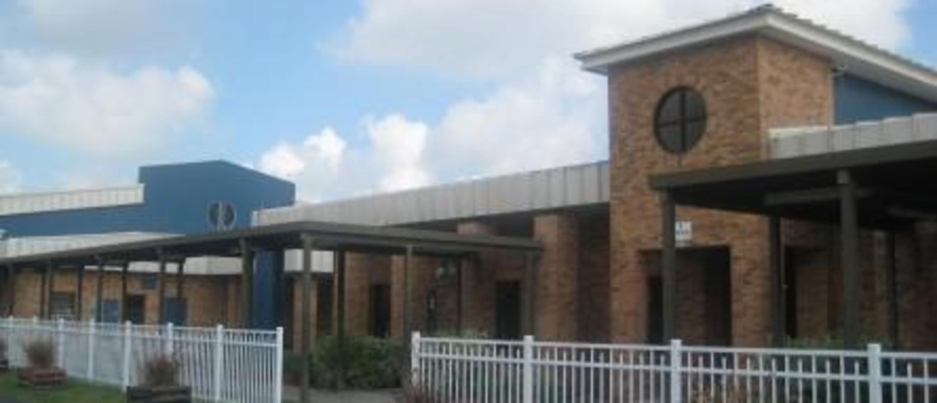 Photo of West Elementary School's Main Office