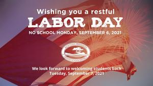 Labor Day in English