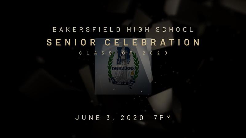 senior celebration video