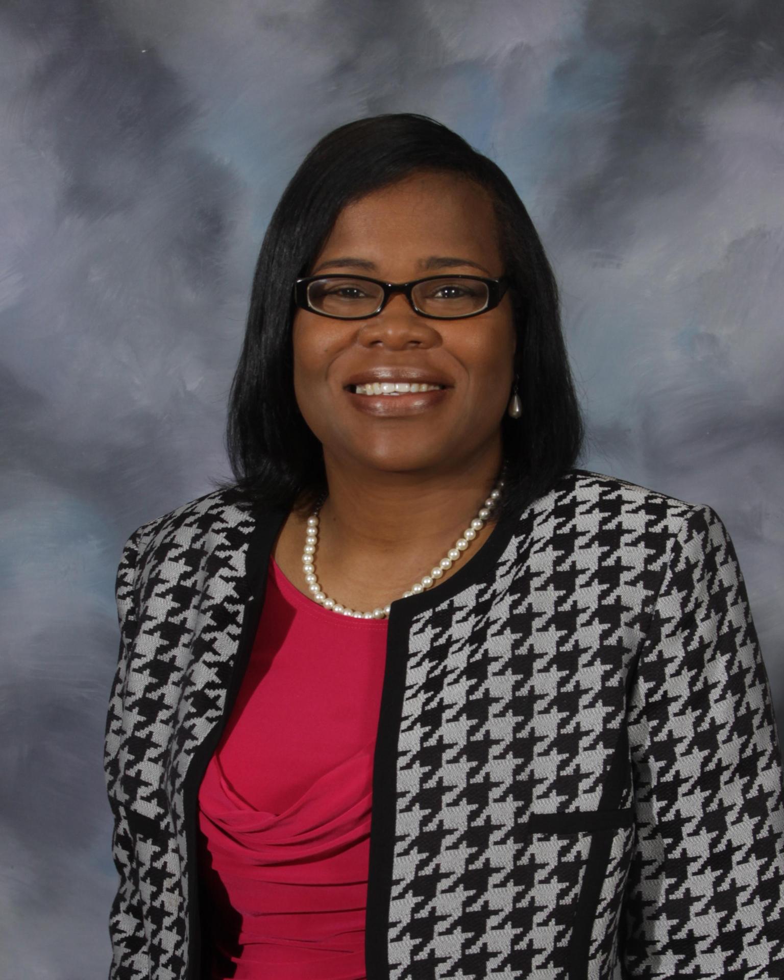 Principal Caterria Payton