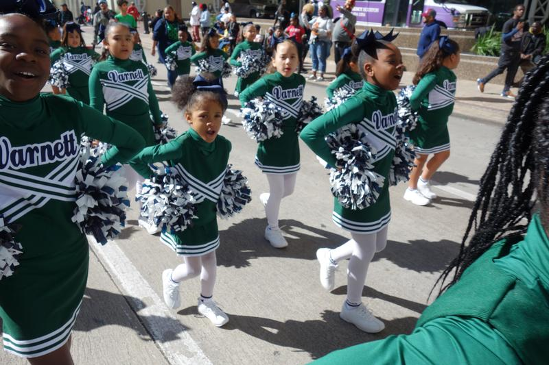 Varnett at the 2020 MLK Parade Featured Photo