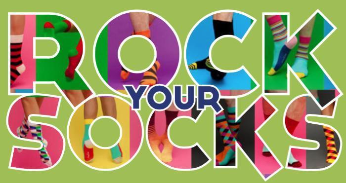 Rock Your Socks Day Featured Photo