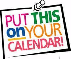 What's on your calendar