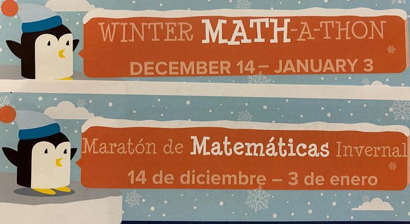 Math a thon logo