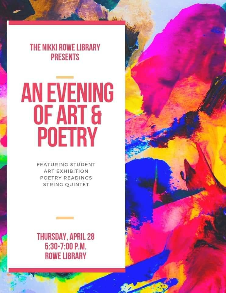 Evening of Art and Poetry