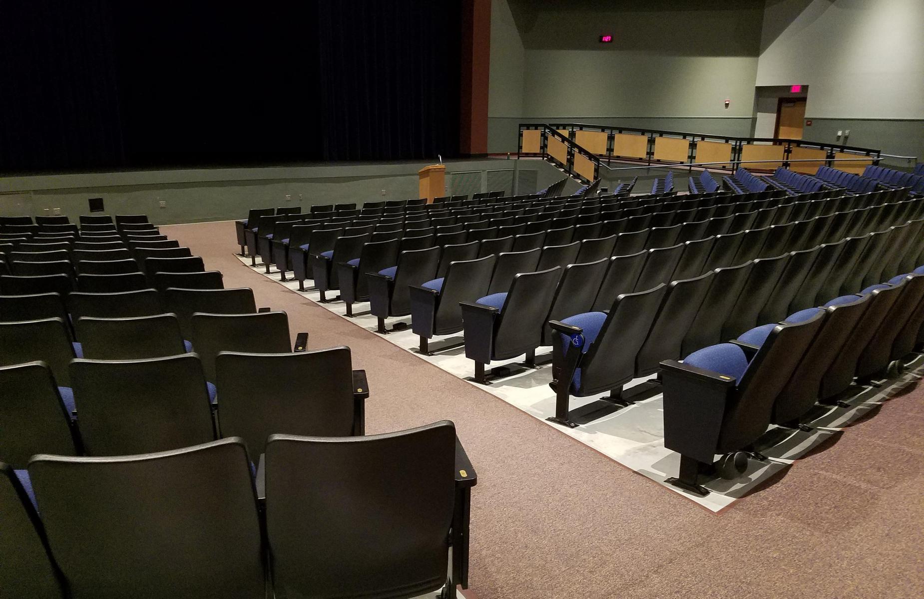 Keene High School Auditorium