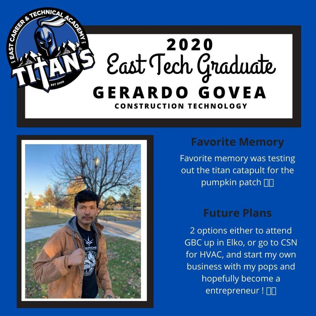 Spotlight Gerardo Govea