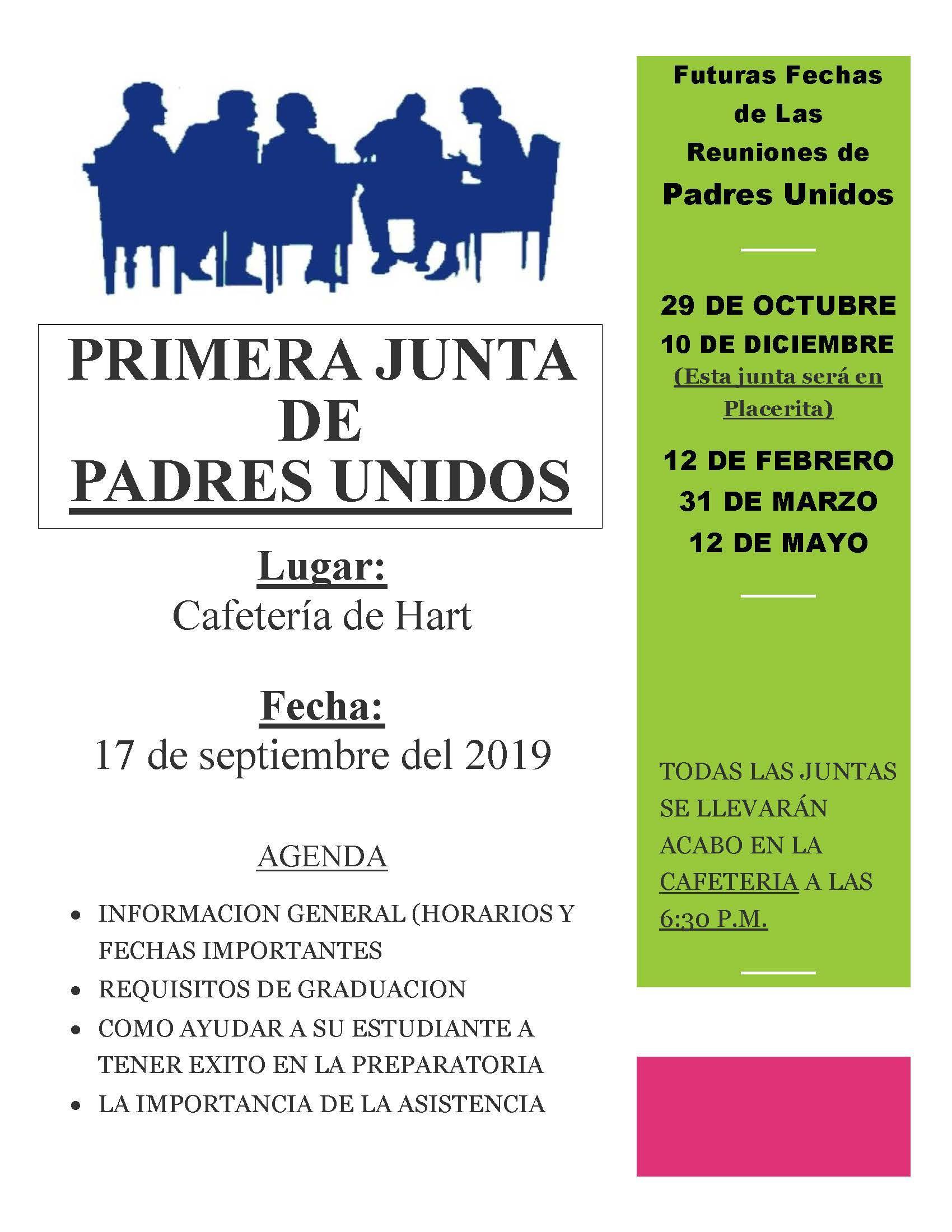 Padres Unidos