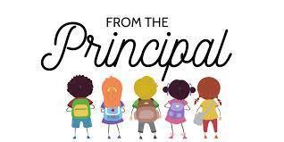 Principal's News graphic