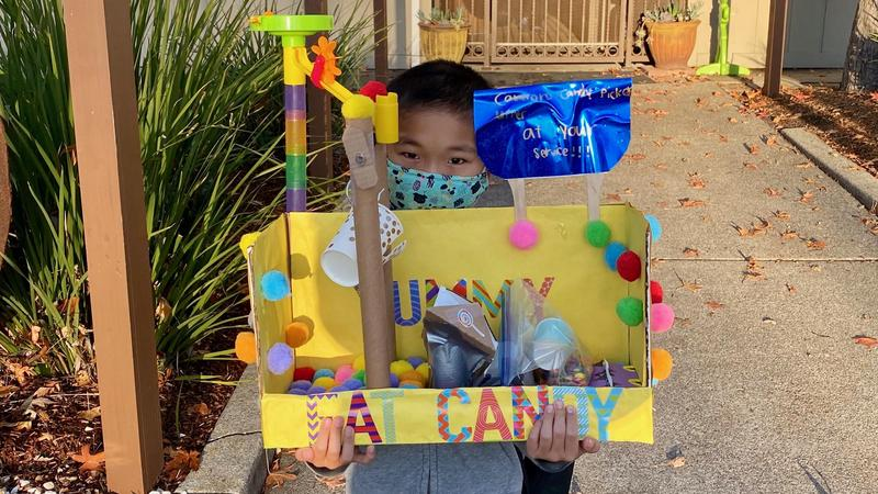 First Graders Hold Invention Convention Thumbnail Image