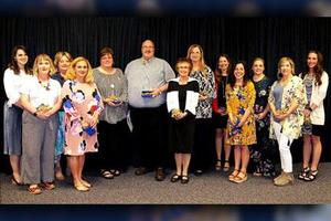 FISD Teachers of the Year