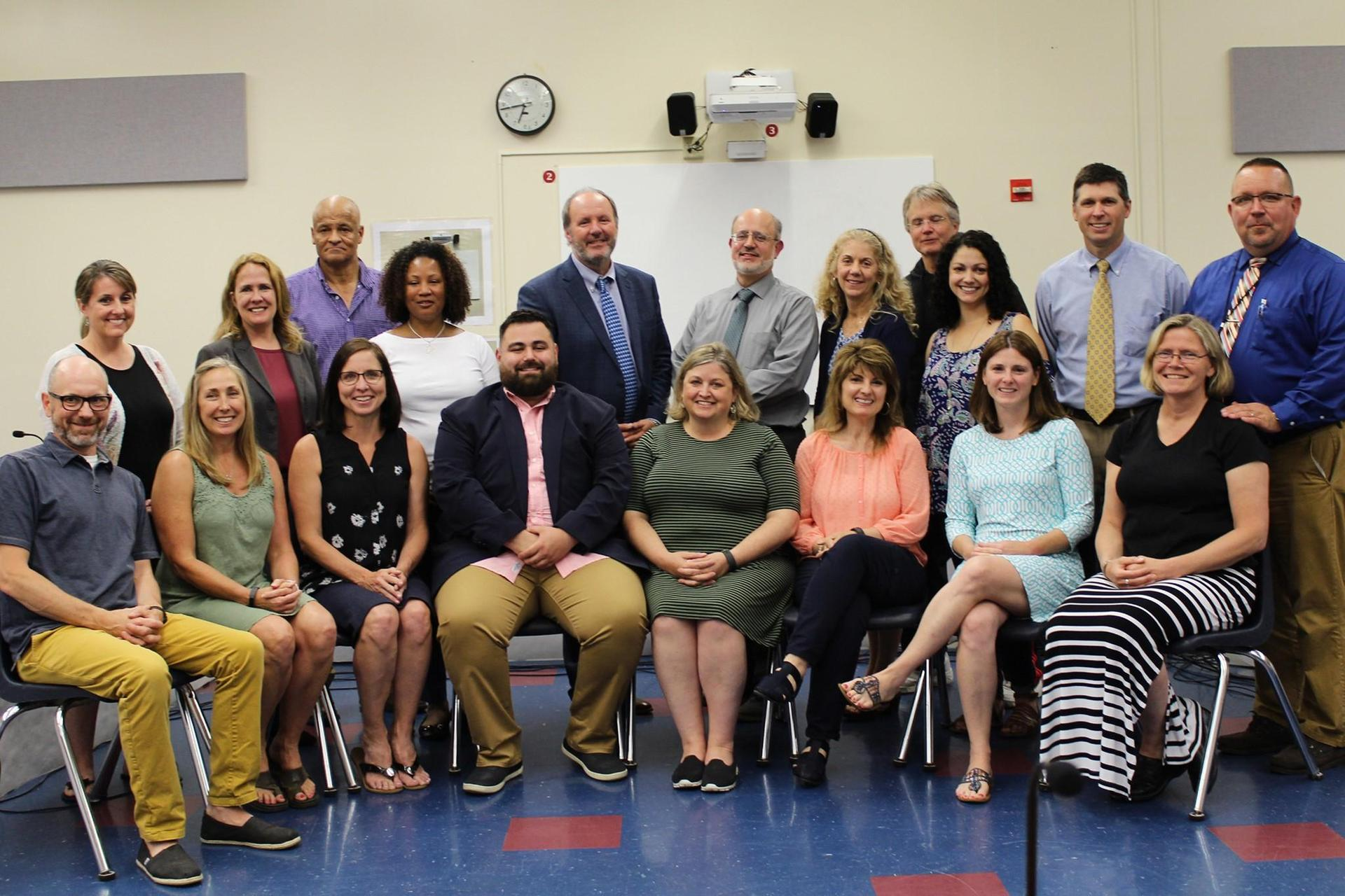 2019 Exceptional Teacher Awards Recipients