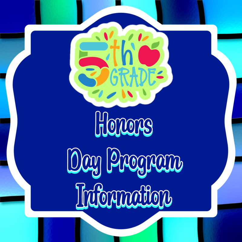 5th Grade Honors Program