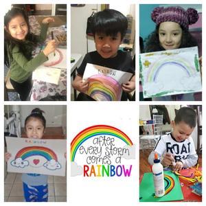 Ms. Ashton's Rainbows