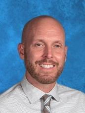 Principal Mark Holman