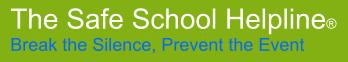 Safe Schools Helpline