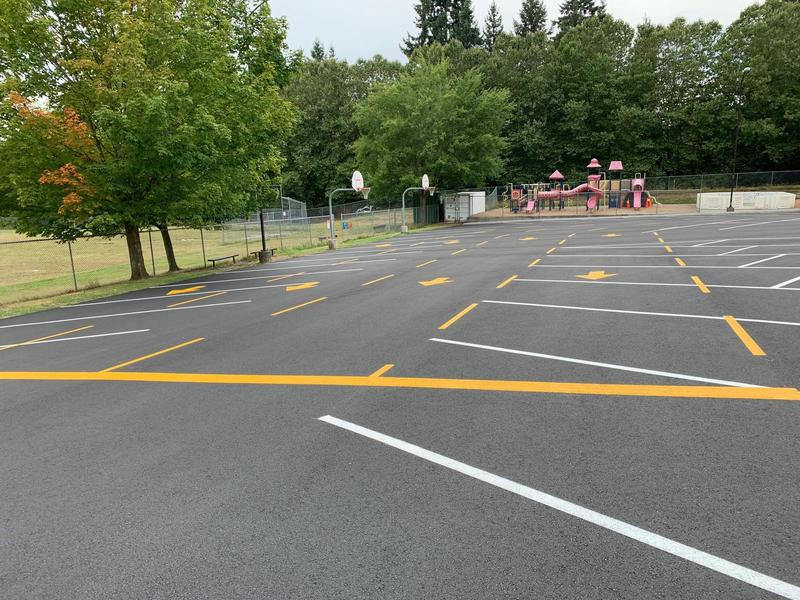 New Parking Lot Featured Photo