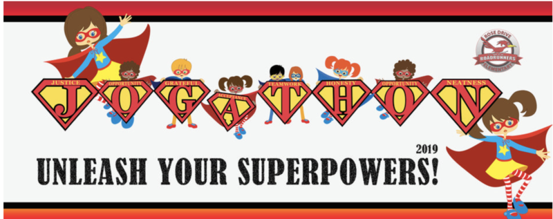 Click here to Register for our Jog-A-Thon: Unleash Your Superpowers! Featured Photo