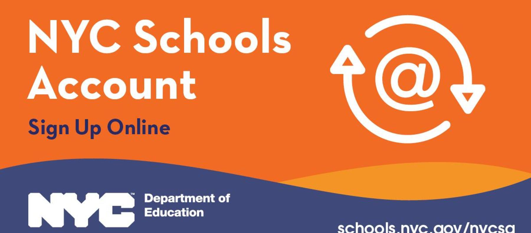 NYC Schools Account Banner