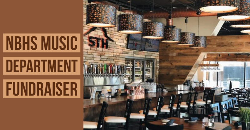 Sedona Taphouse NBHS Music Department Fundraiser