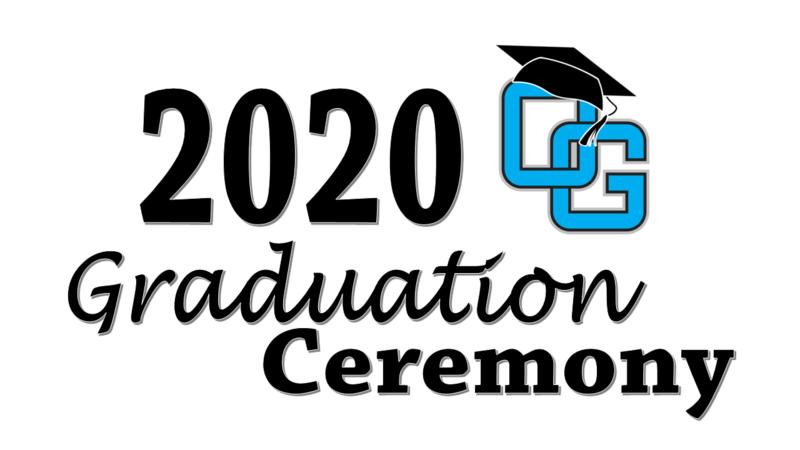 OGHS 2020 Graduation