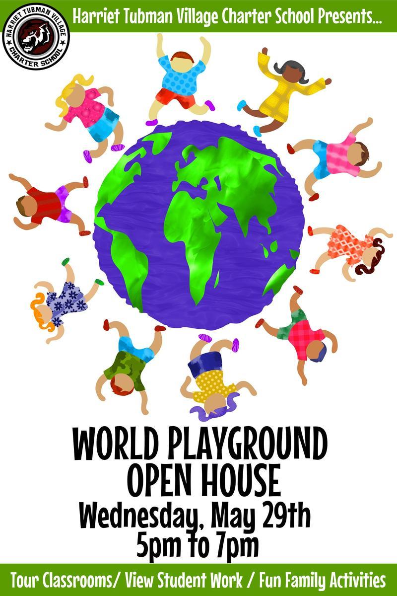 World Playground Open House Featured Photo