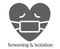 Screening & Isolation