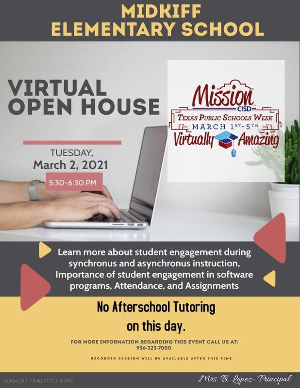 Virtual Open House-Join Us! Featured Photo