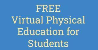 FREE Virtual Physical Education for Students Featured Photo