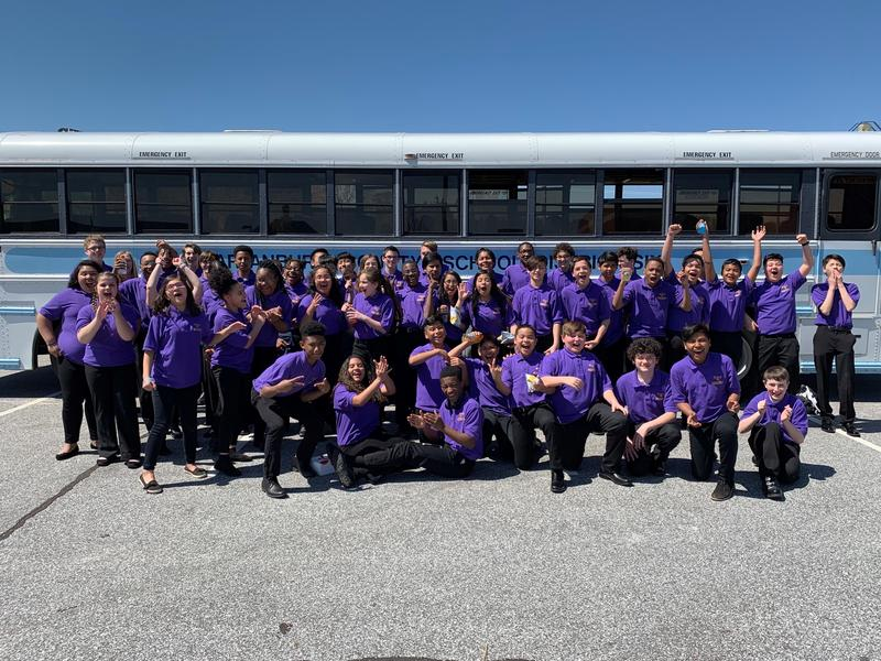 FMS Honor Band Receives Superior Rating Featured Photo