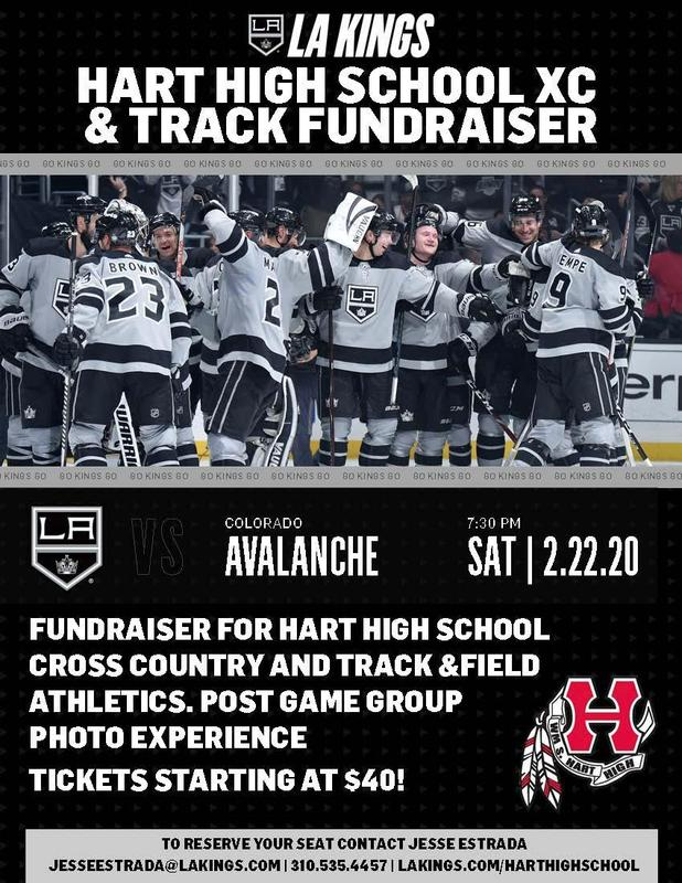 CC and track Kings Fundraiser
