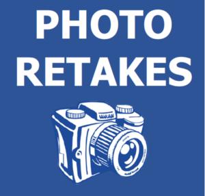 Senior Picture Retakes