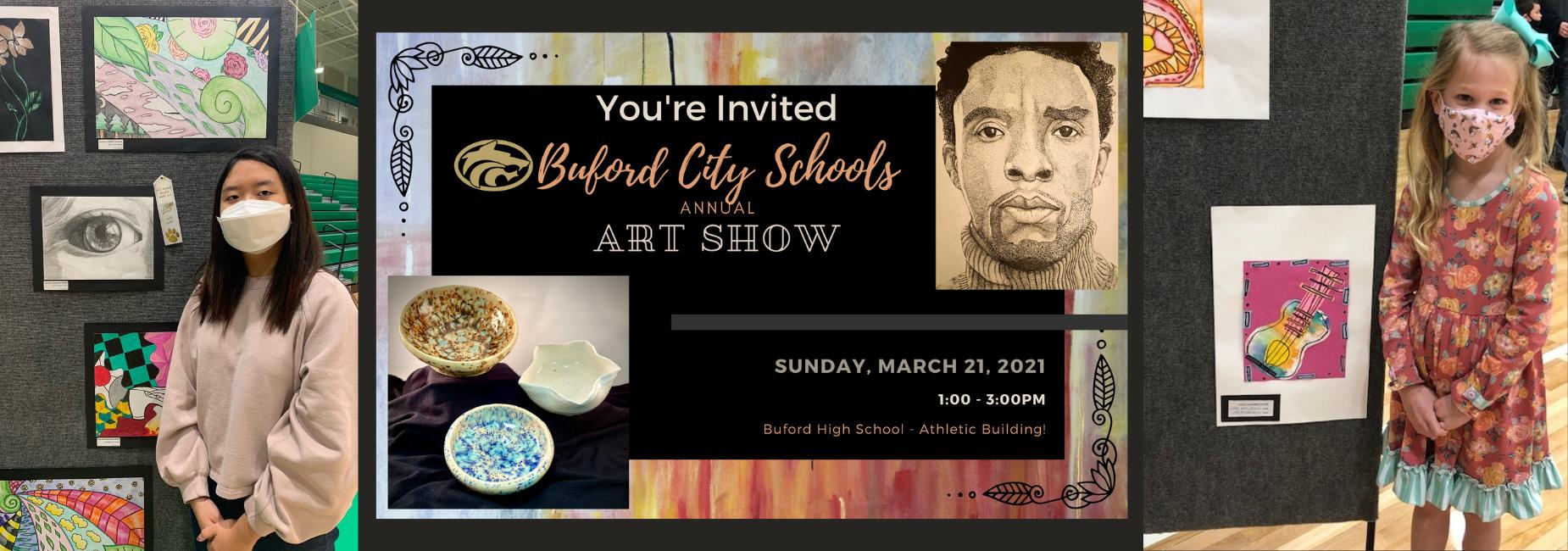 Art Show Slider 1
