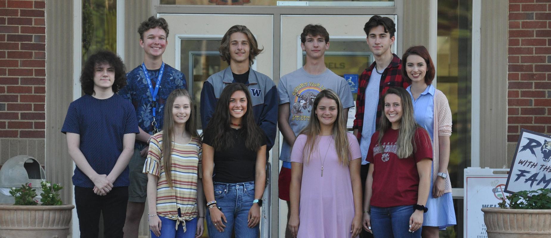 WHS AP Scholars