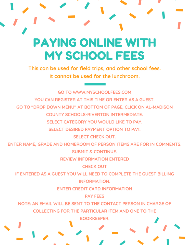 Pay with My School Fees