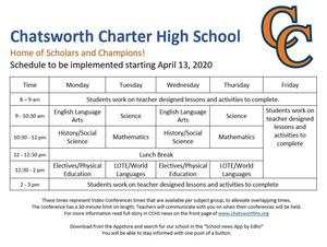 cchs covid schedule.JPG