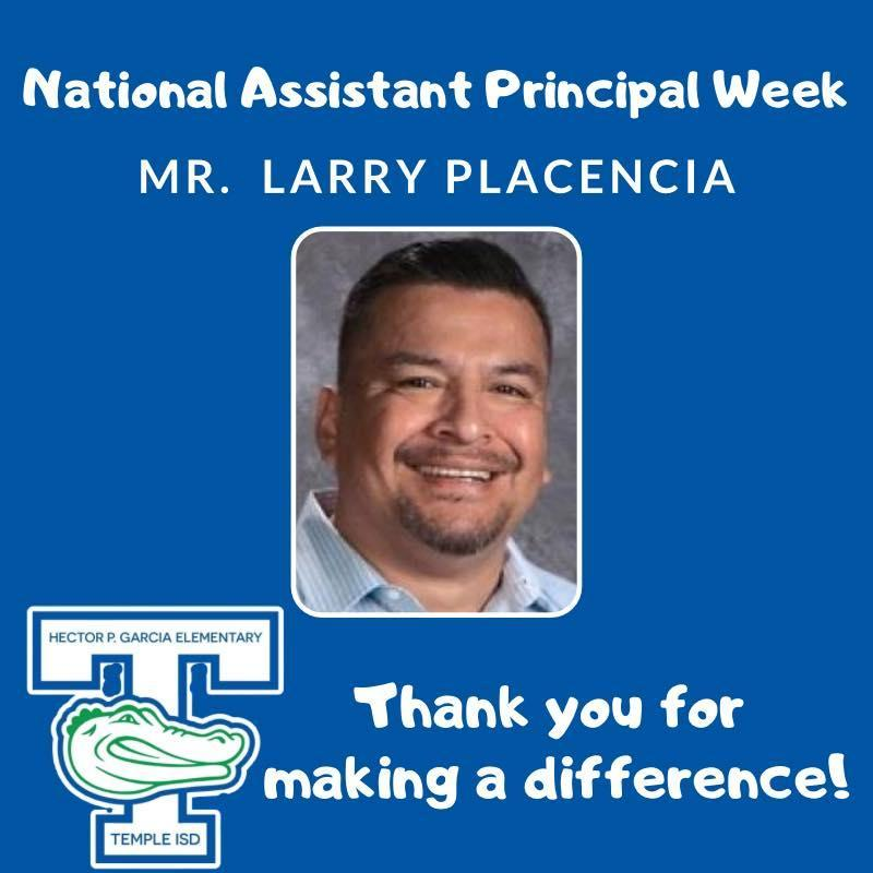 National Assistant Principal's Week Featured Photo