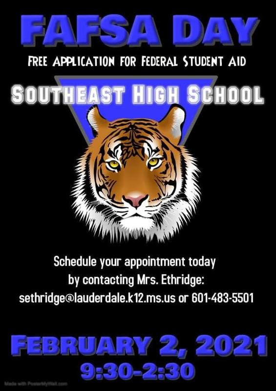 SEHS FAFSA Day