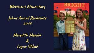 Johns Award
