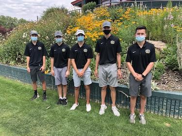 2020 Boys Golf!