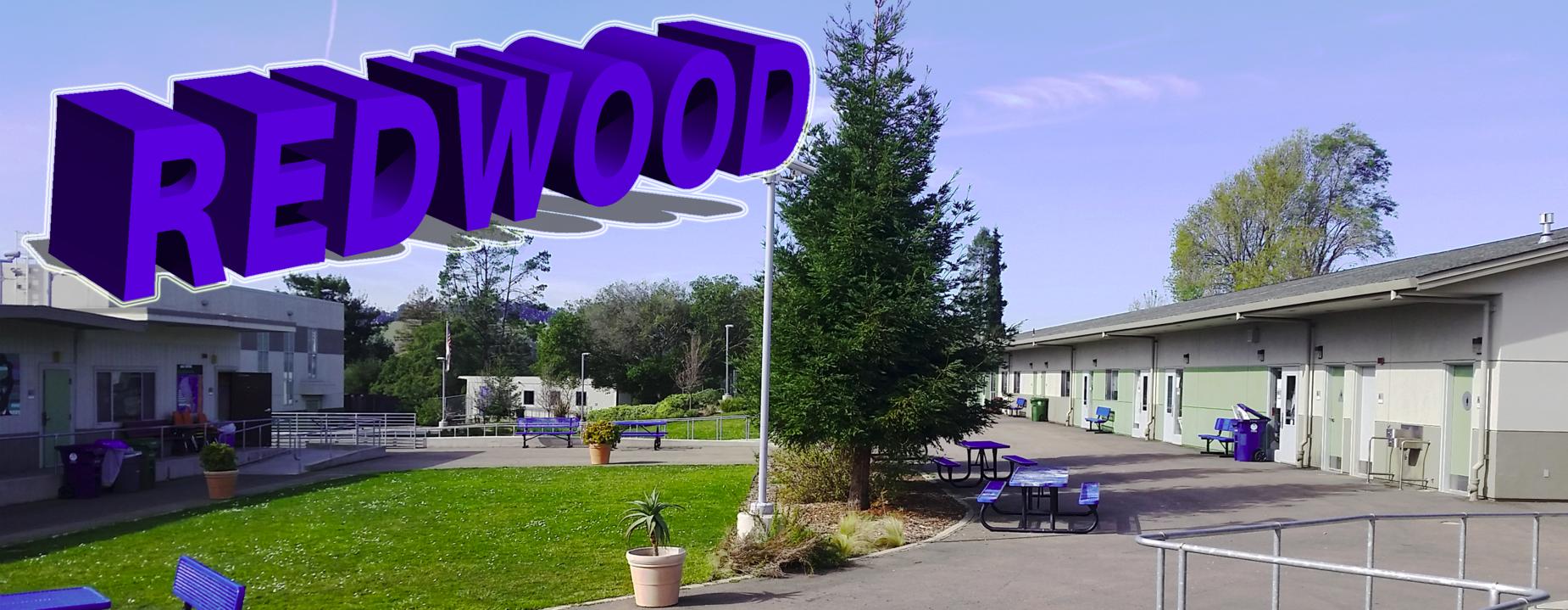 Photo of Redwood High School Campus