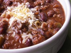 Chili Luncheon