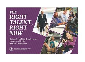 National Disability Employment Awareness