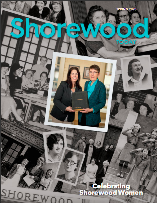 Shorewood Today Spring 2020 Issue