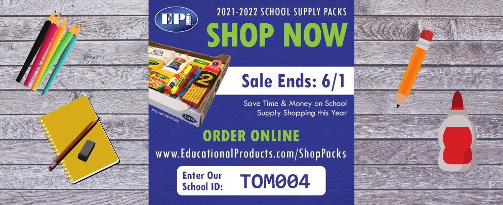 School Supplies Info